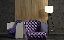 Nube Chair Ambiance