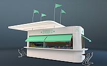 Kiosque Ville de Cannes