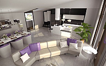 Prado Rivage – Duplex