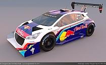 Peugeot Sport & Red Bull 01