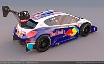 Peugeot Sport & Red Bull 02
