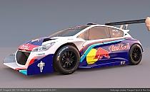 Peugeot Sport & Red Bull 04